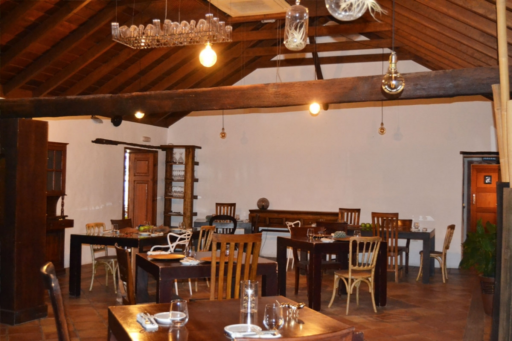 El Rincón de Moraga Restaurante Entrada