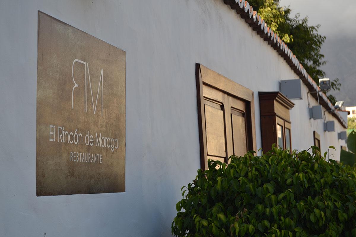El Rincón de Moraga Exterior Logo