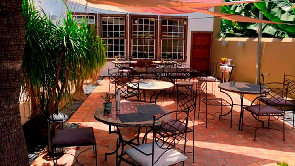 El Rincón de Moraga Restaurante Patio