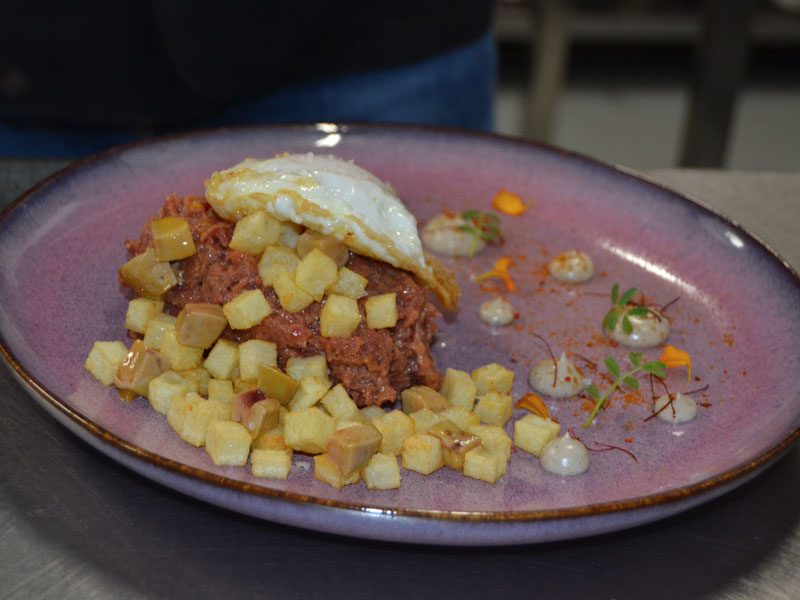 El Rincón de Moraga Restaurante Hormiga