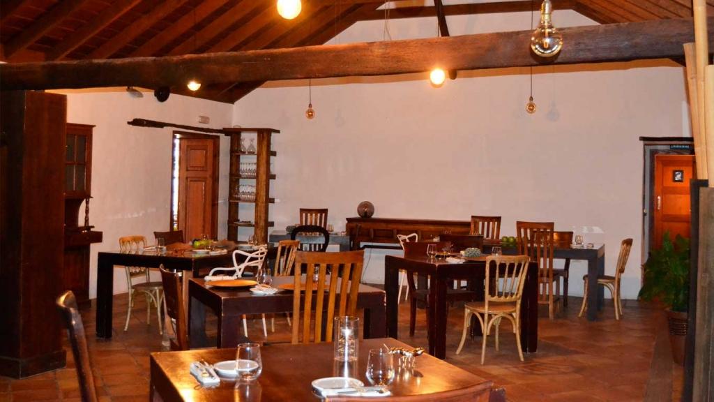 El Rincón de Moraga Restaurante Sala Interior