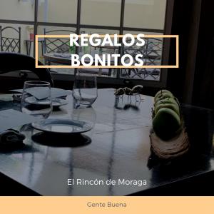 Restaurante El Rincón de Moraga - Regala Menú Degustación
