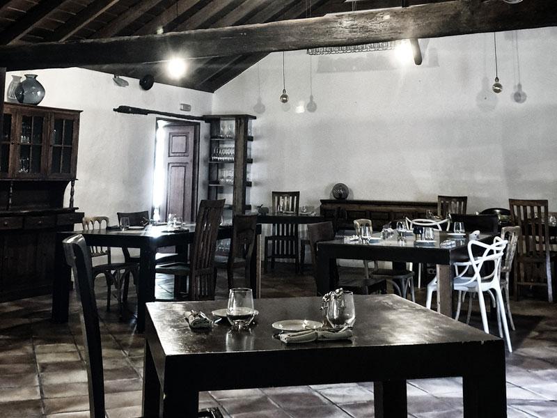 El Rincón de Moraga Restaurante Interior