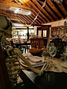 Restaurante Moraga - Halloween - 31 Octubre