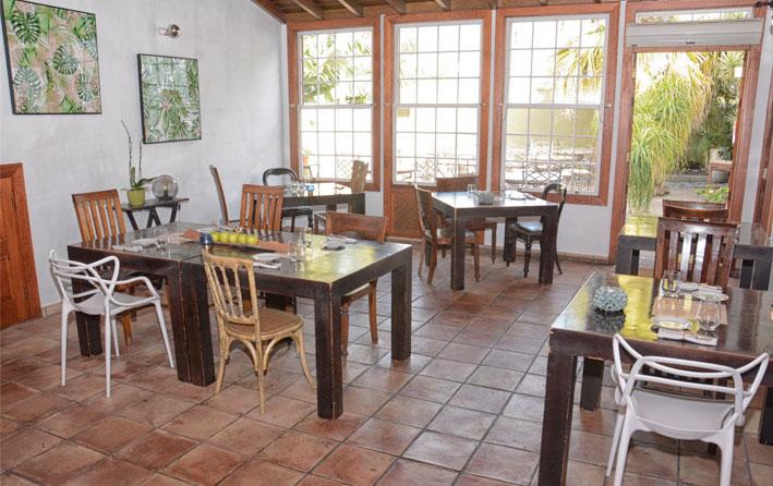 Restaurante Rincón de Moraga Sala Principal
