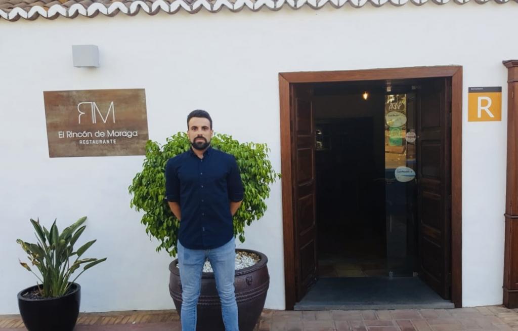 Adrián - El Rincón de Moraga